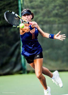 Nikki Yanez National Hard Court Championships 2015
