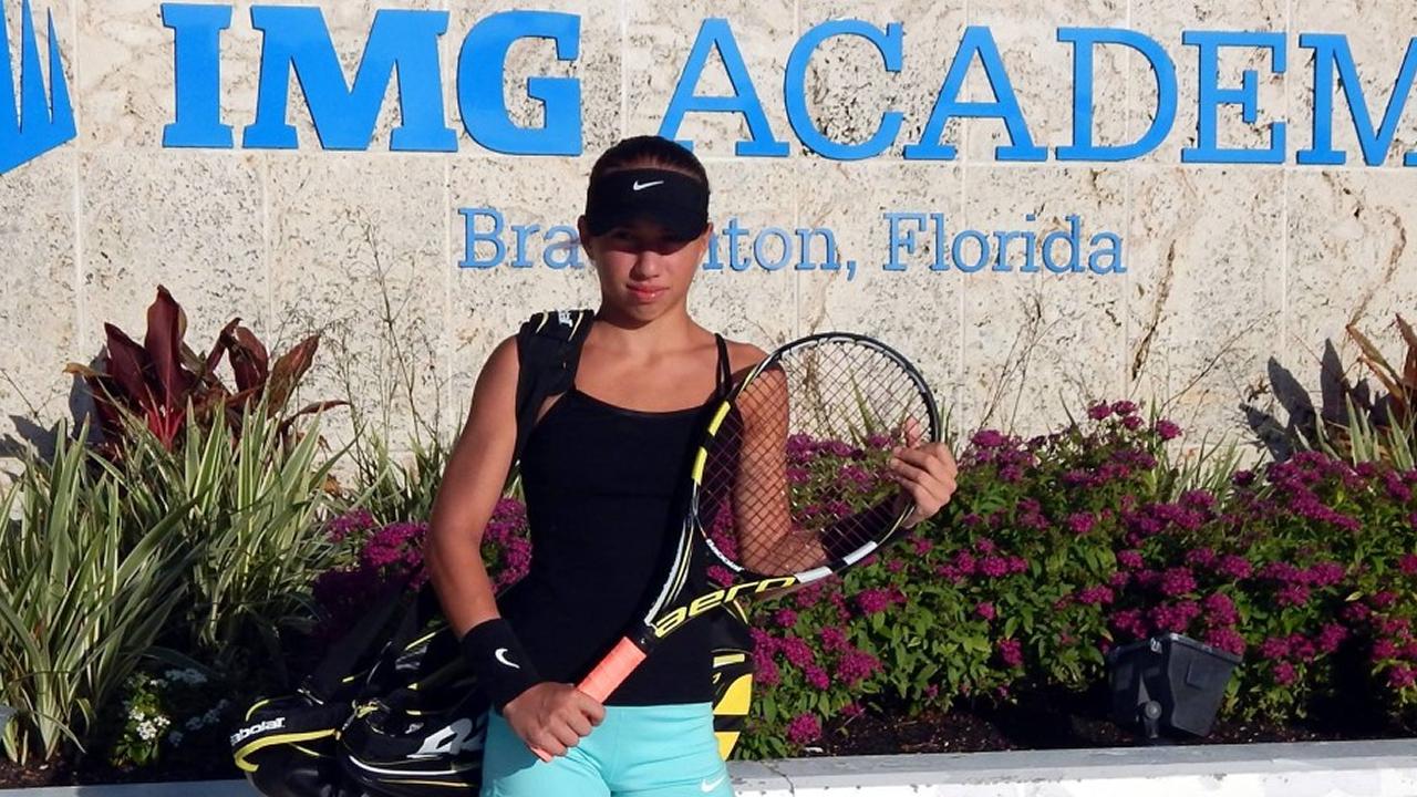 Nikki Yanez IMG Academy Discovery Open 2015