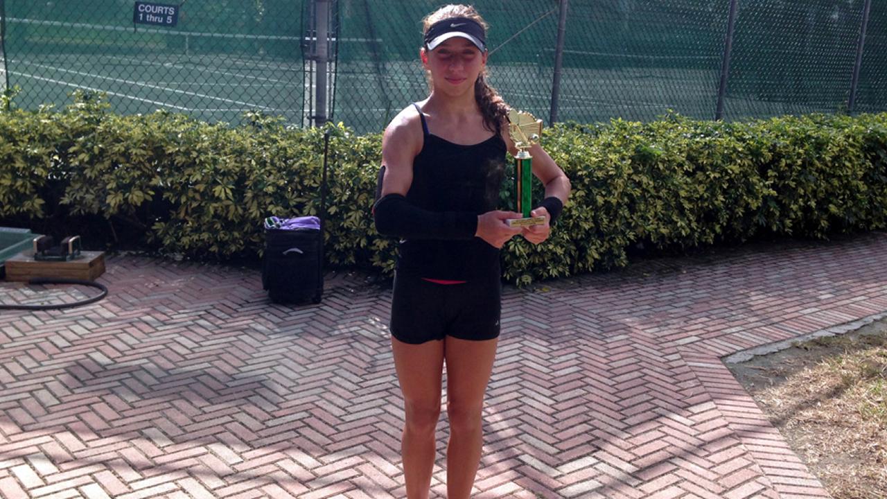 Nikki Yanez USTA Florida Level 5 Jaimes Tennis